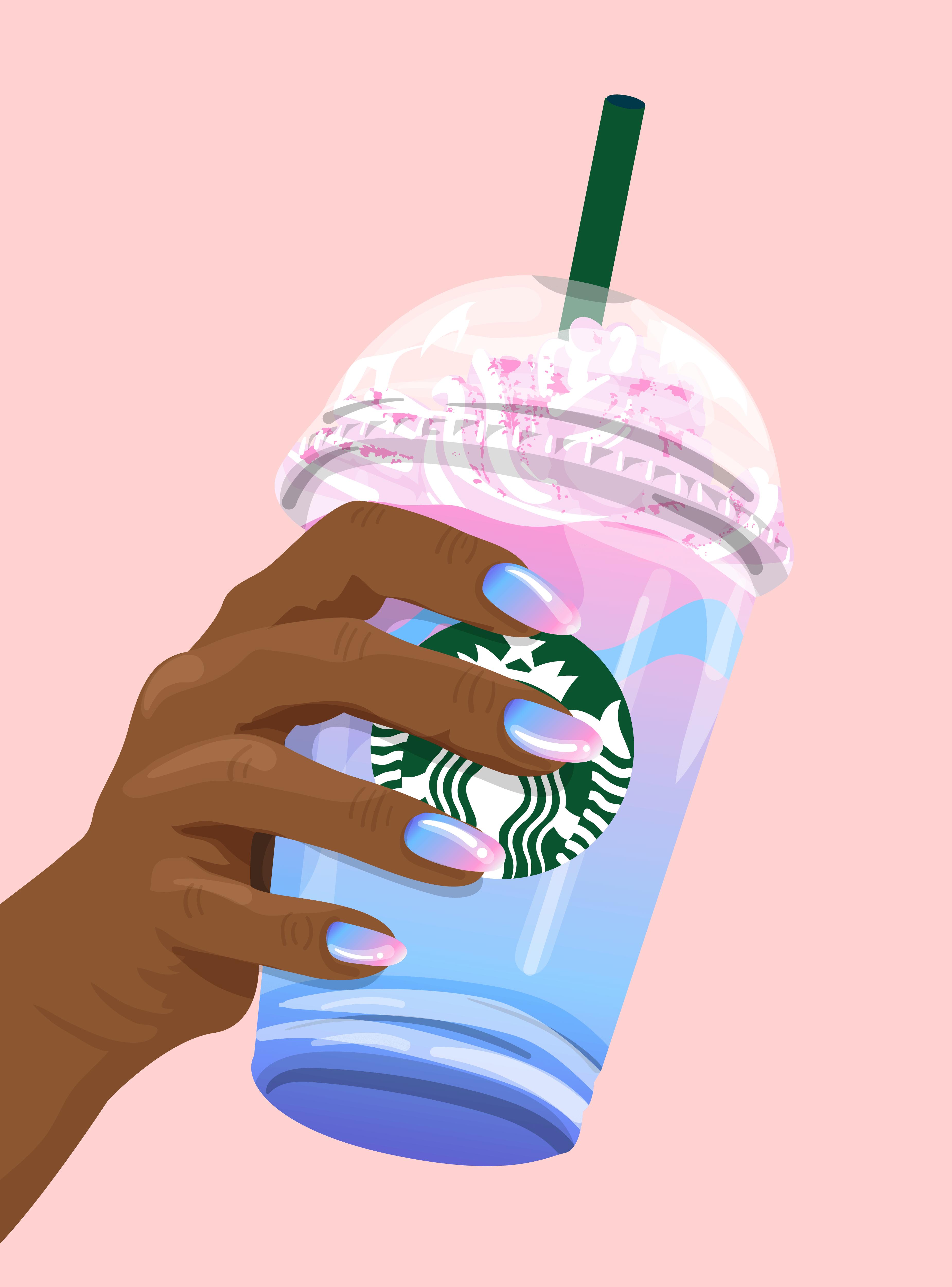 Unicorn Starbucks Wallpapers