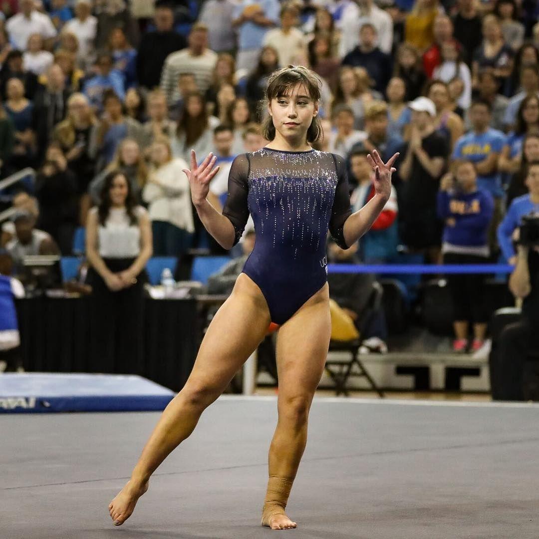 Viral UCLA star Katelyn Ohashi dazzles in NCAA gymnastics