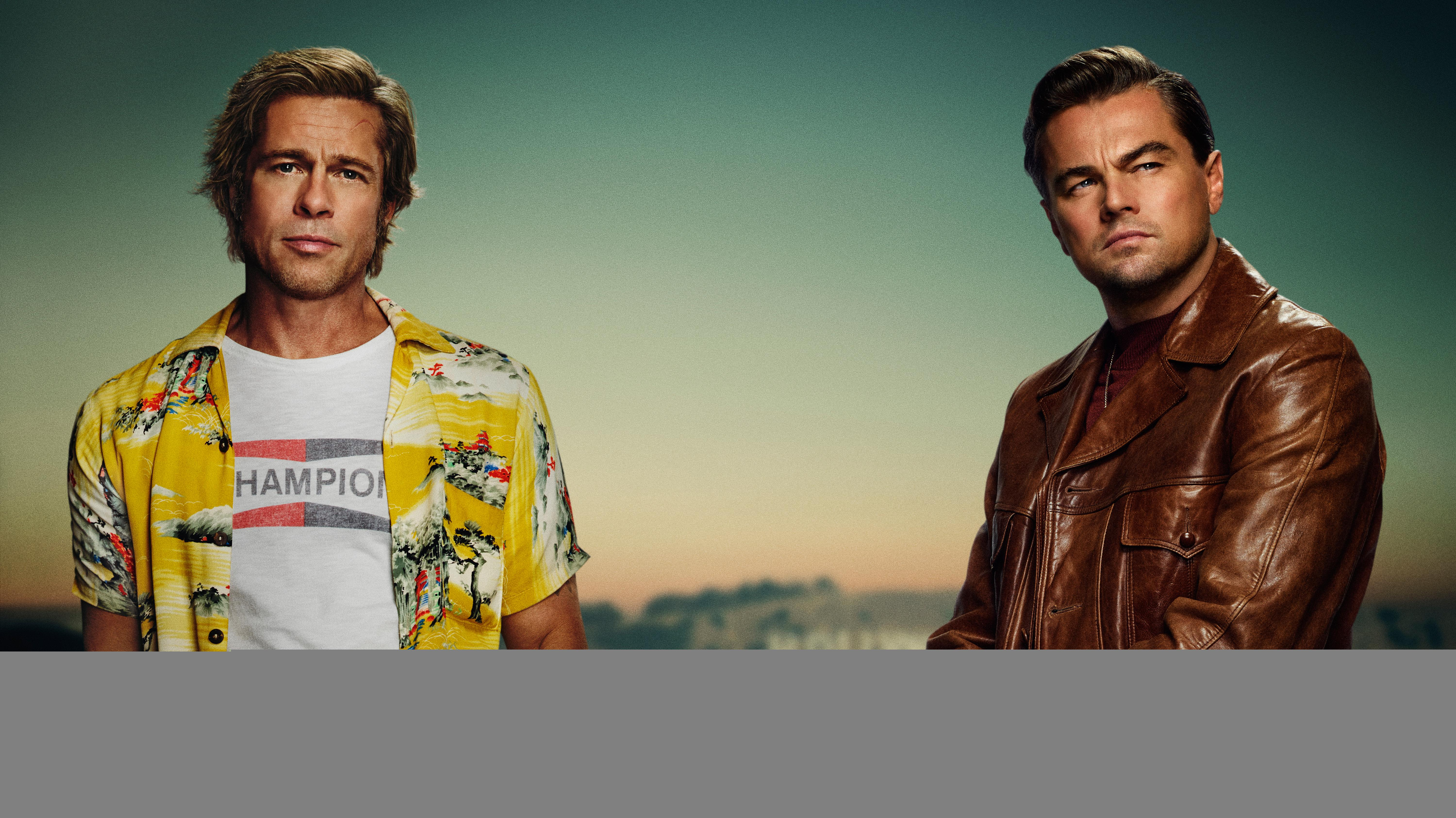 Once Upon A Time In Hollywood 2019 5K Wallpapers