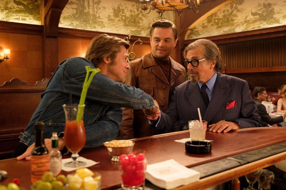 New Photos From Tarantino's ONCE UPON A TIME IN HOLLYWOOD Are Very
