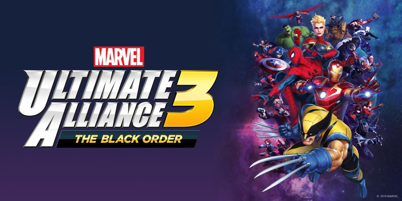 Marvel Ultimate Alliance 3 The Black Order Wallpapers Wallpaper