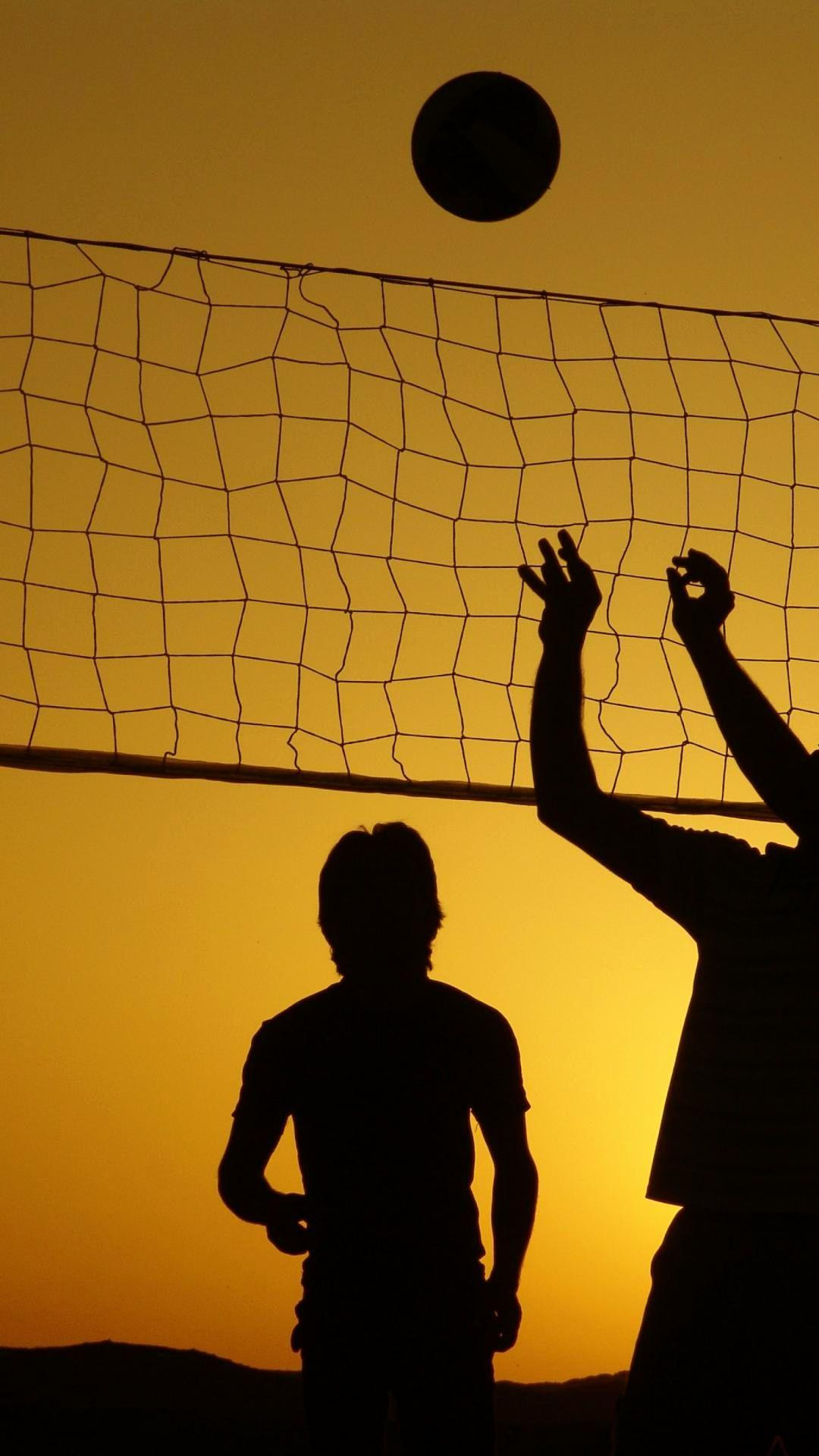 Beautiful Iphone Colorful Volleyball Wallpaper Photos Theme Walls