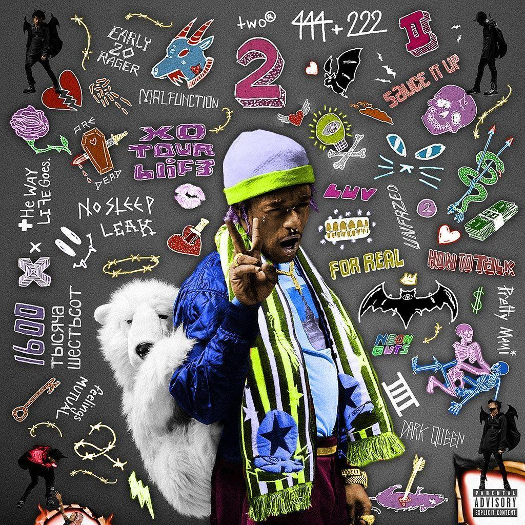 Lil Uzi Vert Luv Is Rage 2 Wallpapers Wallpaper Cave