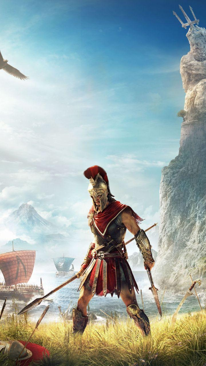 Ac Odyssey Phone Wallpapers Wallpaper Cave