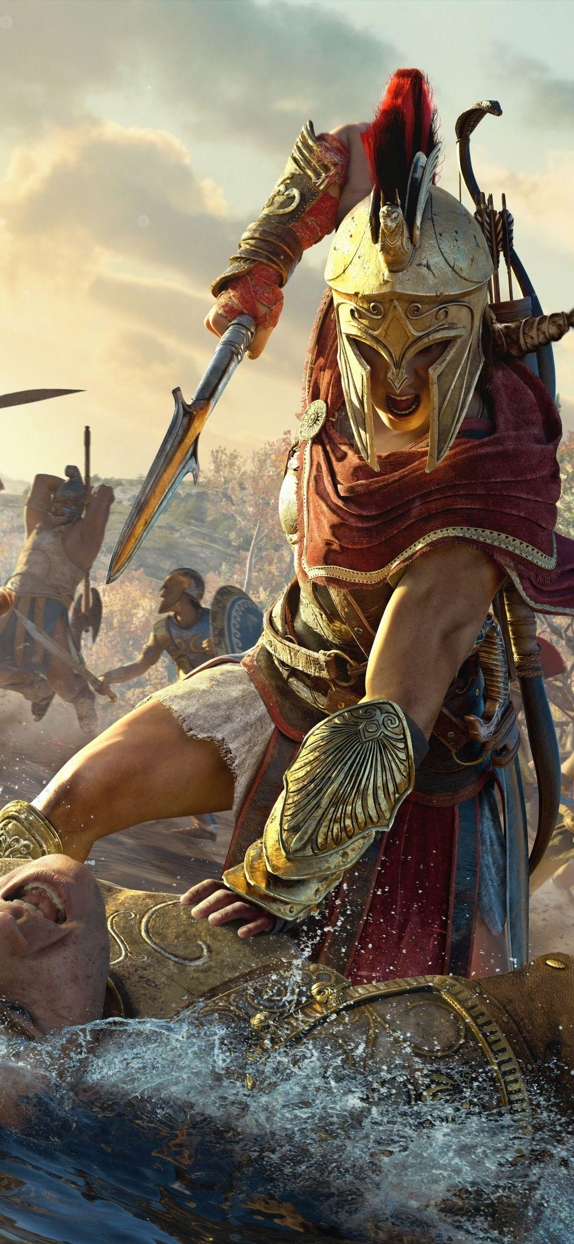 Assassin's Creed Odyssey Game Wallpapers - Wallpaper Cave