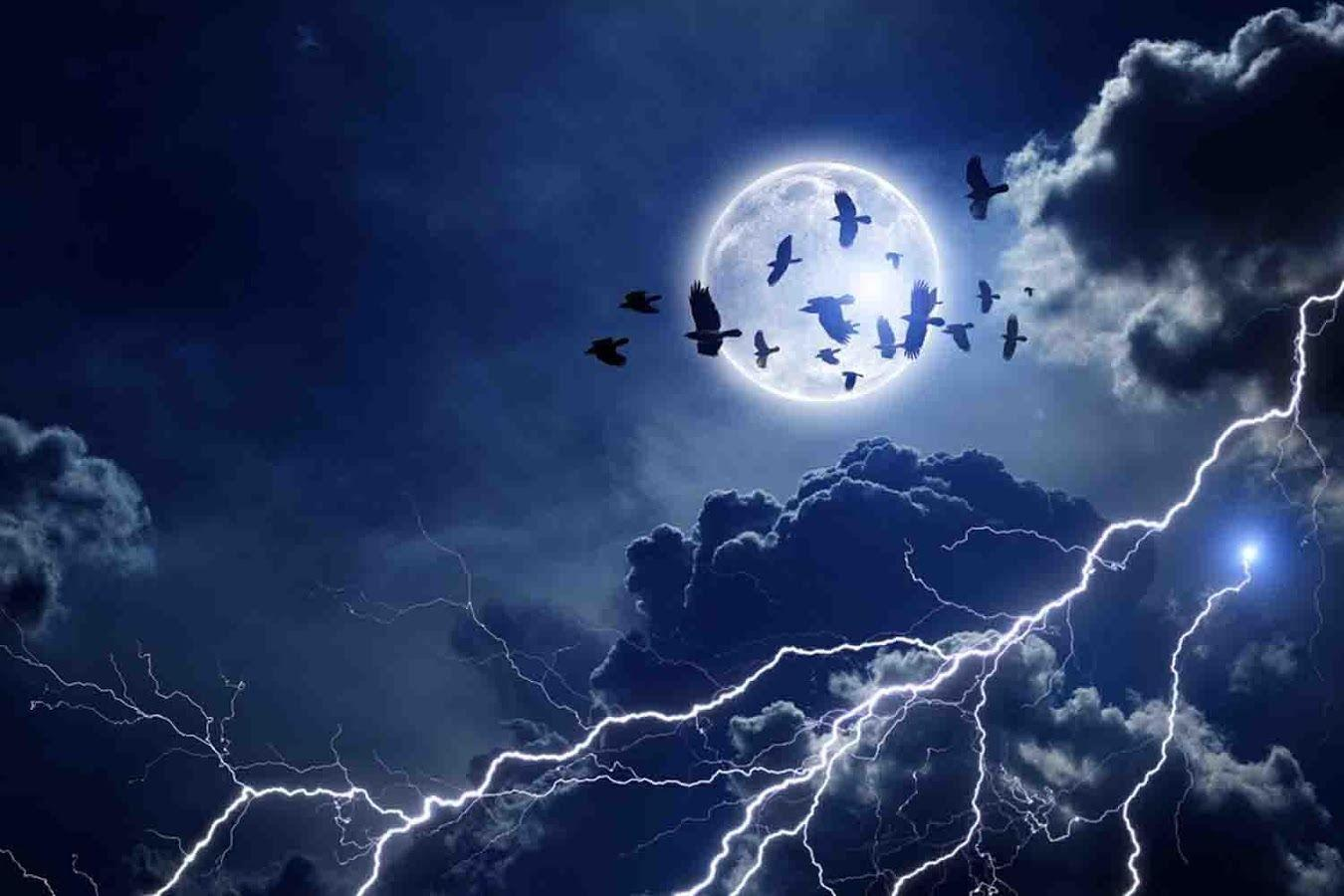 Thunderstorm Hd Wallpapers Apk Download Free News &