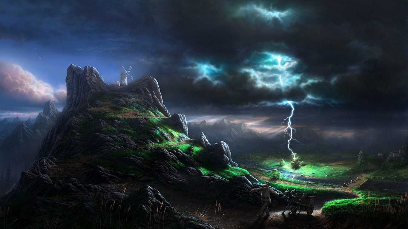 Download Cool Lightning Wallpapers 52+ on HDWallpapersPage