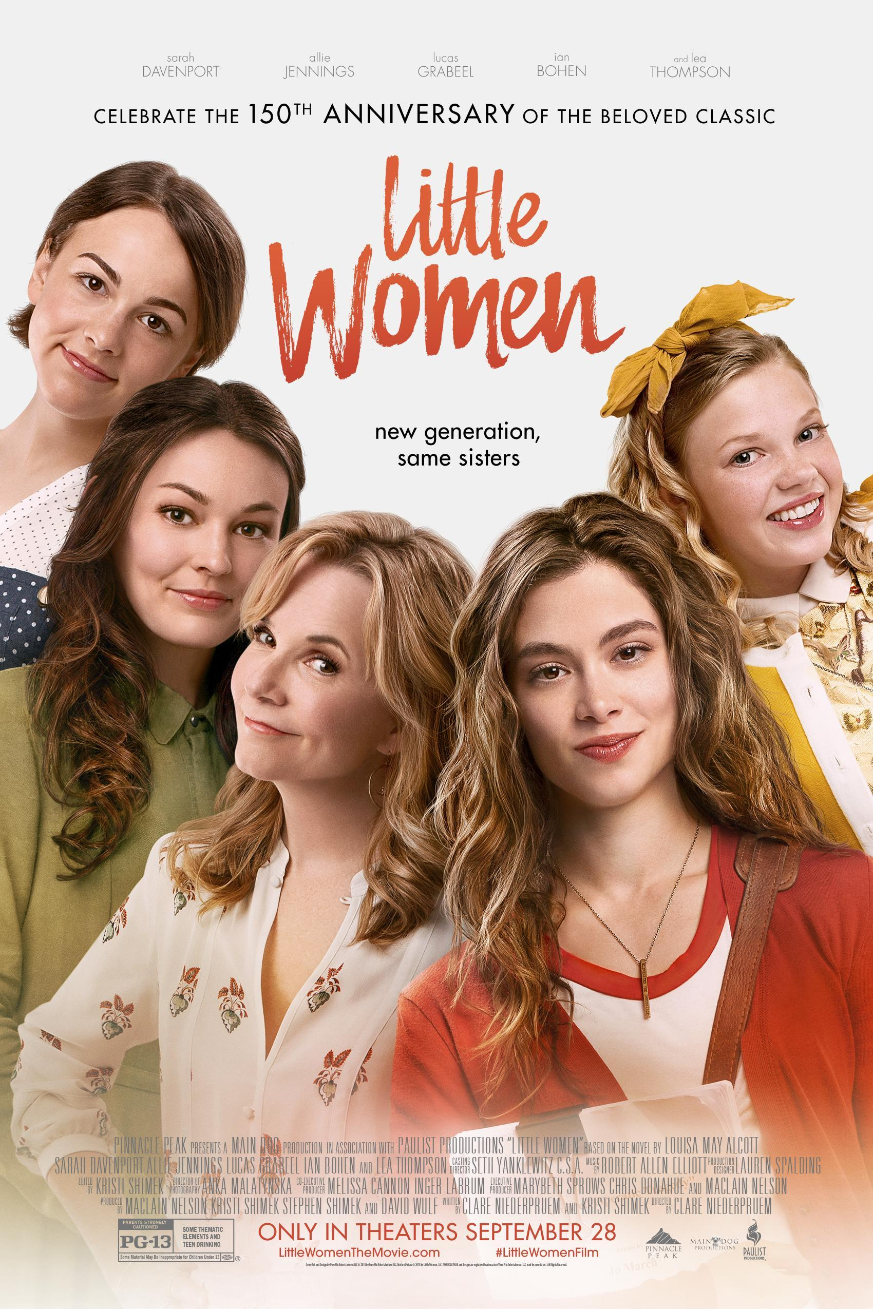 Little Women 2019 movie wallpapers
