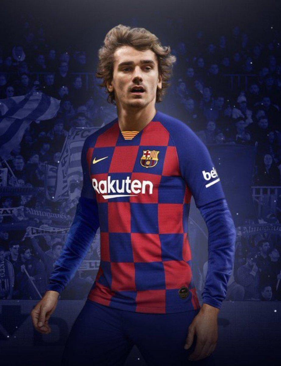 Griezmann Barcelona Wallpapers - Wallpaper Cave