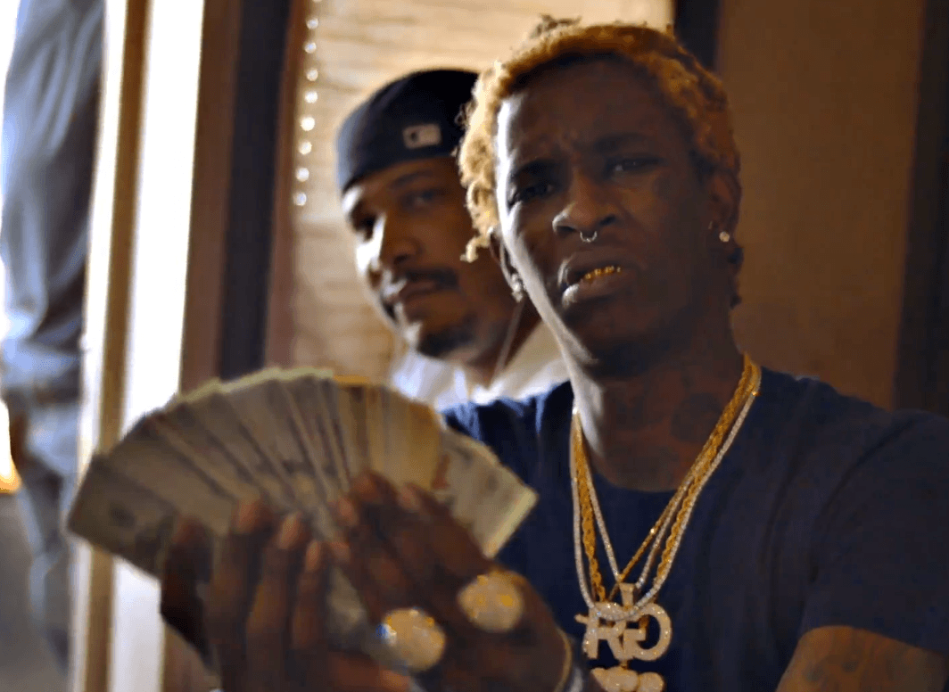 Young Thug The London Wallpapers Wallpaper Cave