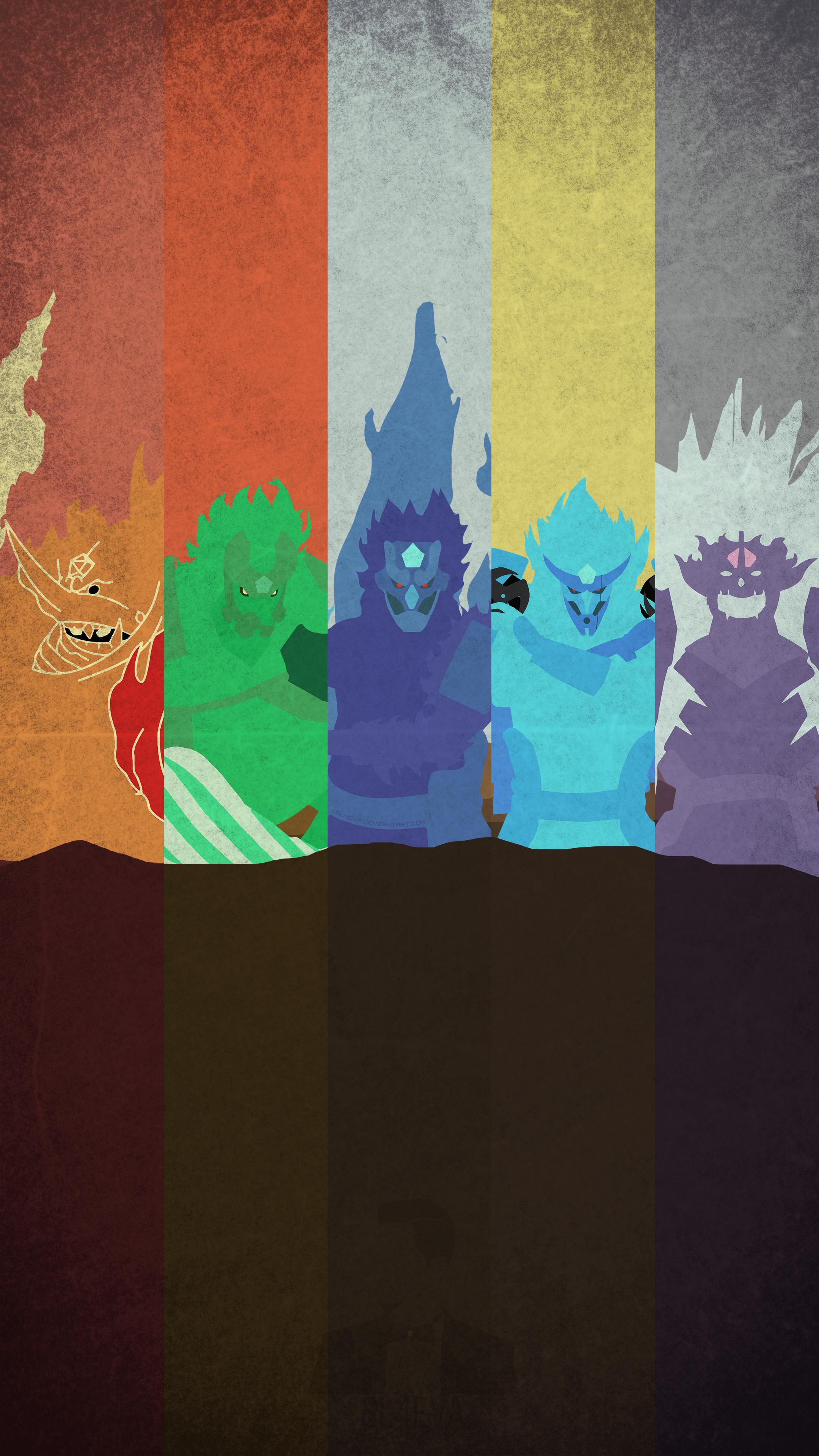 Naruto Minimal Wallpapers - Wallpaper Cave