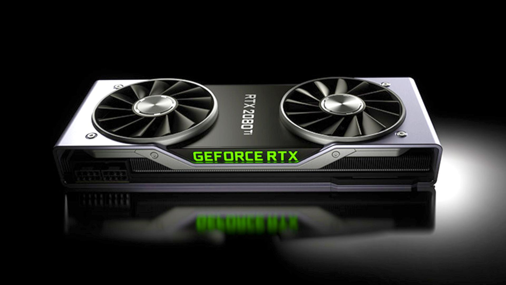 Nvidia Geforce Rtx Wallpapers Wallpaper Cave