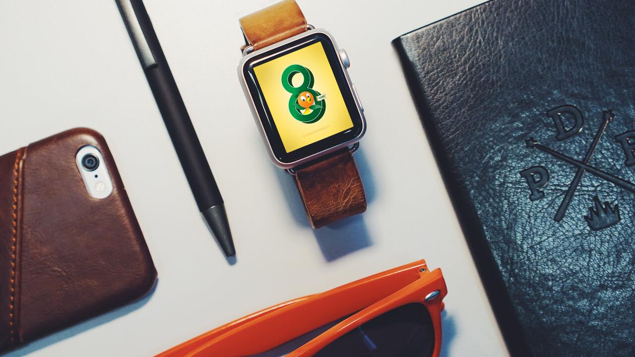 Disney announces exclusive Apple Watch wallpapers, Orange Bird
