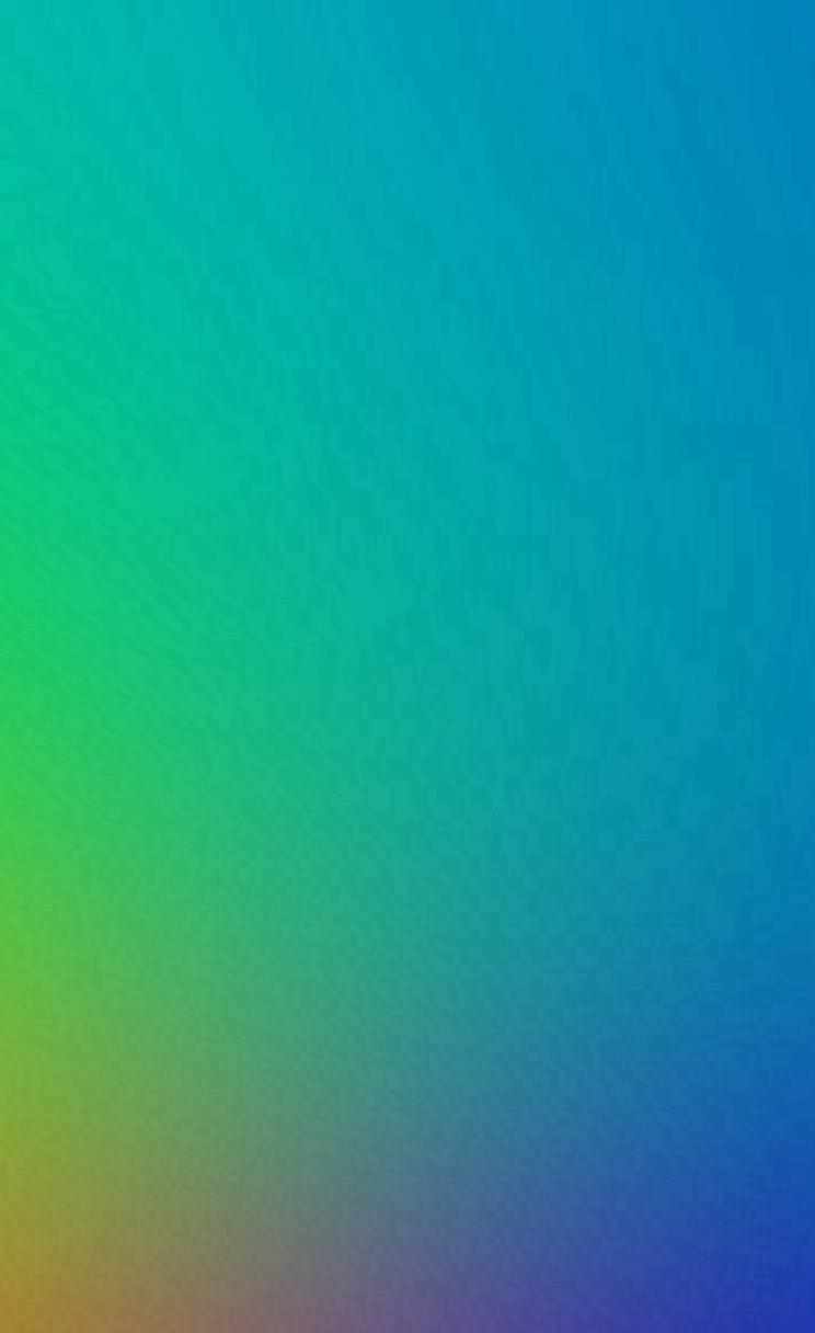 Color Rainbow Gradation Blur iPhone 4s Wallpapers Download