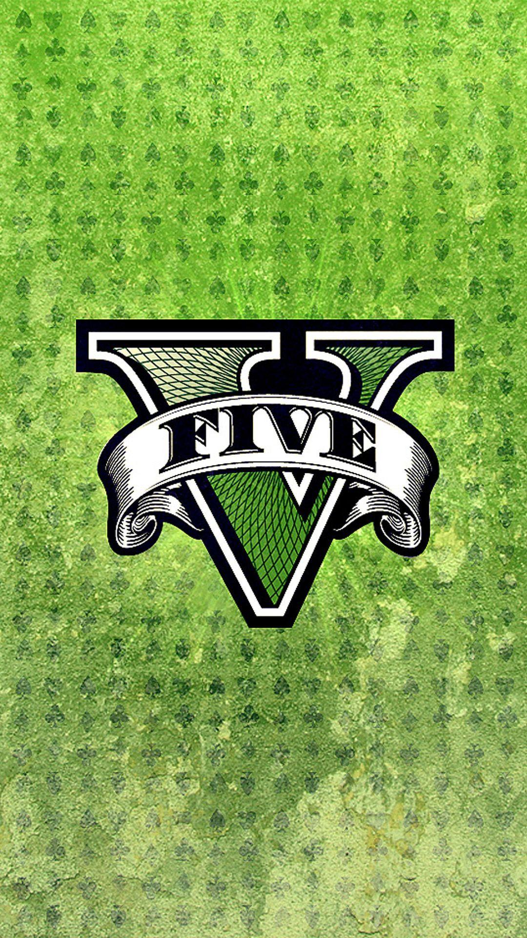 GTA 5 Logo Wallpapers - Wallpaper Cave