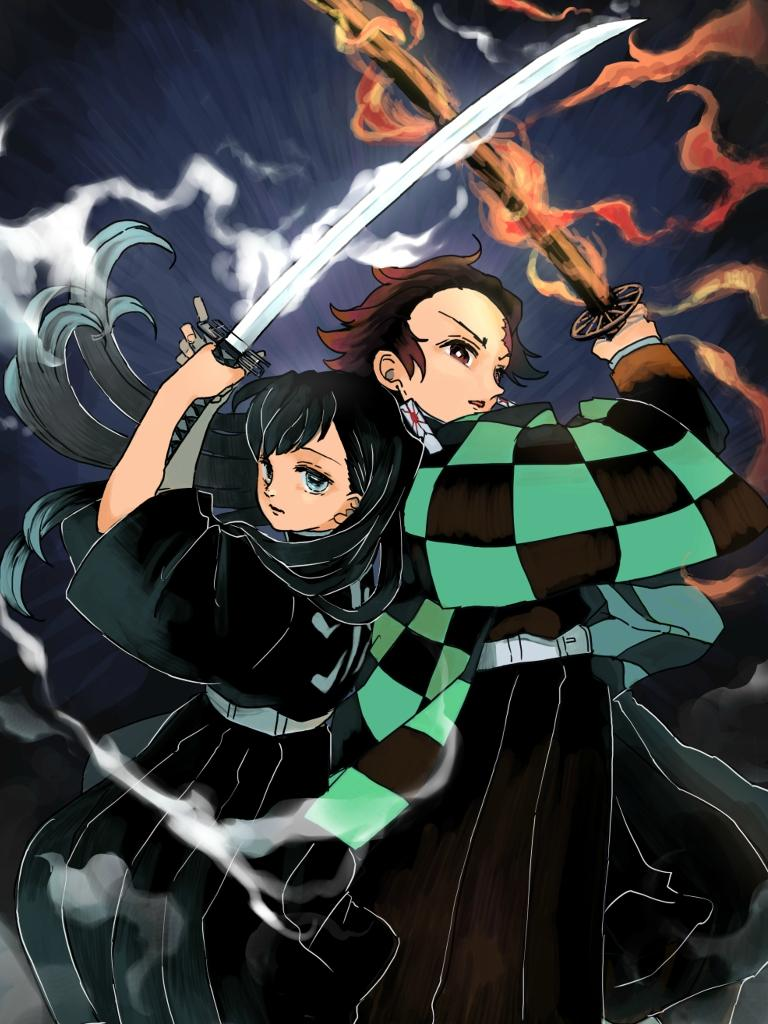 Anime Wallpaper 4k Kimetsu No Yaiba Anime Wallpapers