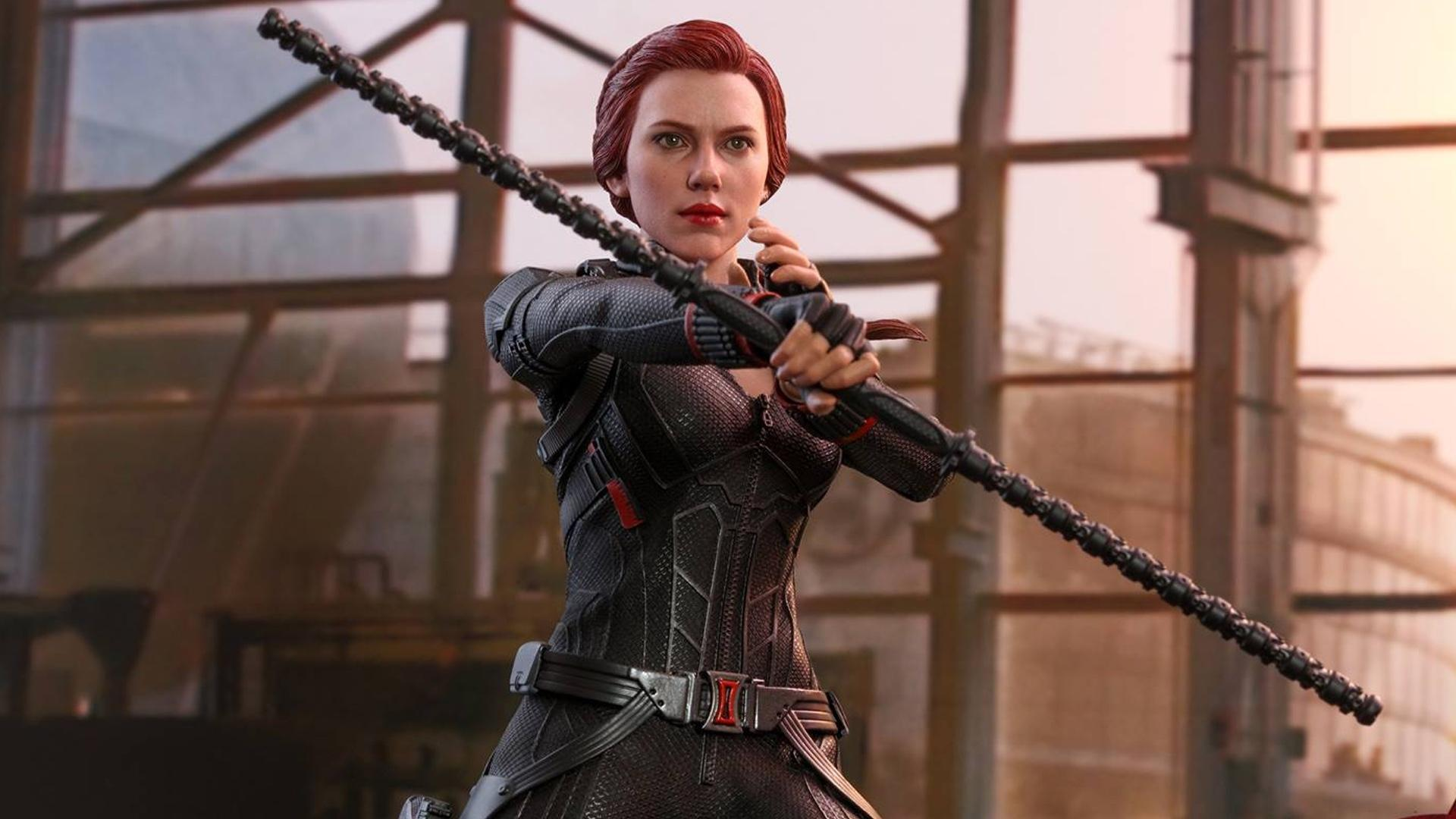 600 Wallpaper Black Widow Endgame HD Paling Baru