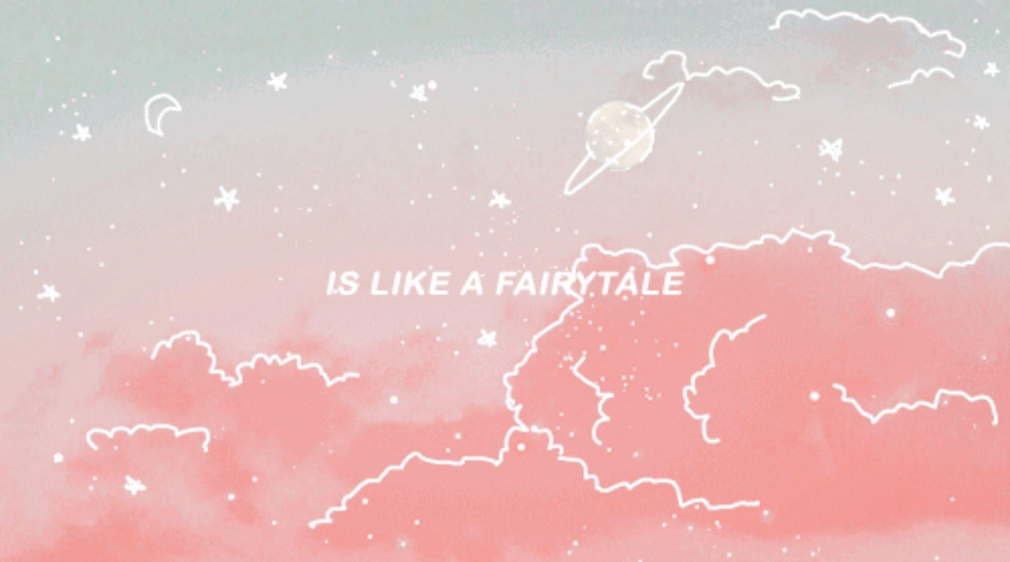 Pink Aesthetic Cute Pc Wallpapers Wallpaper Cave