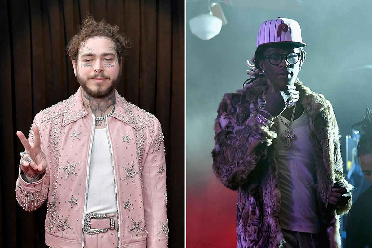 Post Malone Goodbyes Ft Young Thug Wallpapers Wallpaper Cave