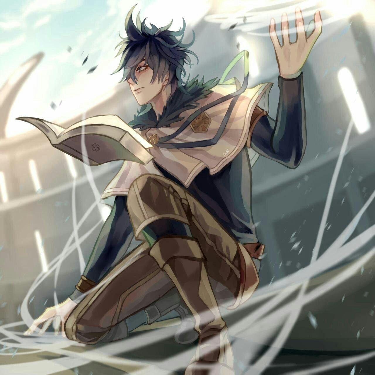 Yuno Black Clover Wallpapers Wallpaper Cave
