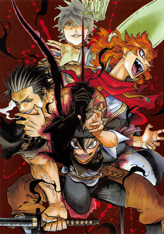 Download 43 Wallpaper Anime Hd Black Clover HD Terbaru