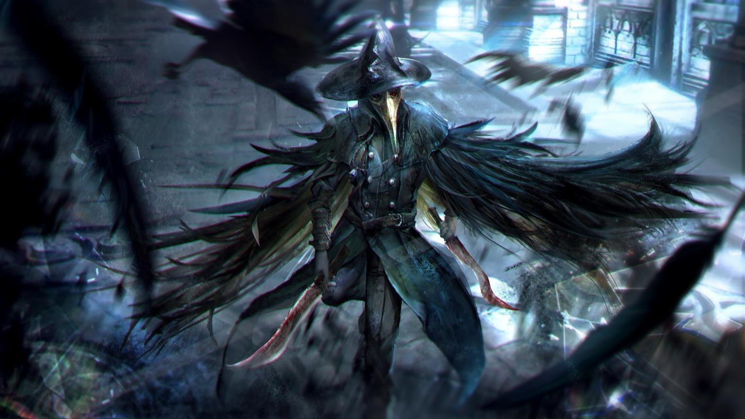 Awesome Bloodborne free wallpapers ID:62025 for hd 1536x864 desktop