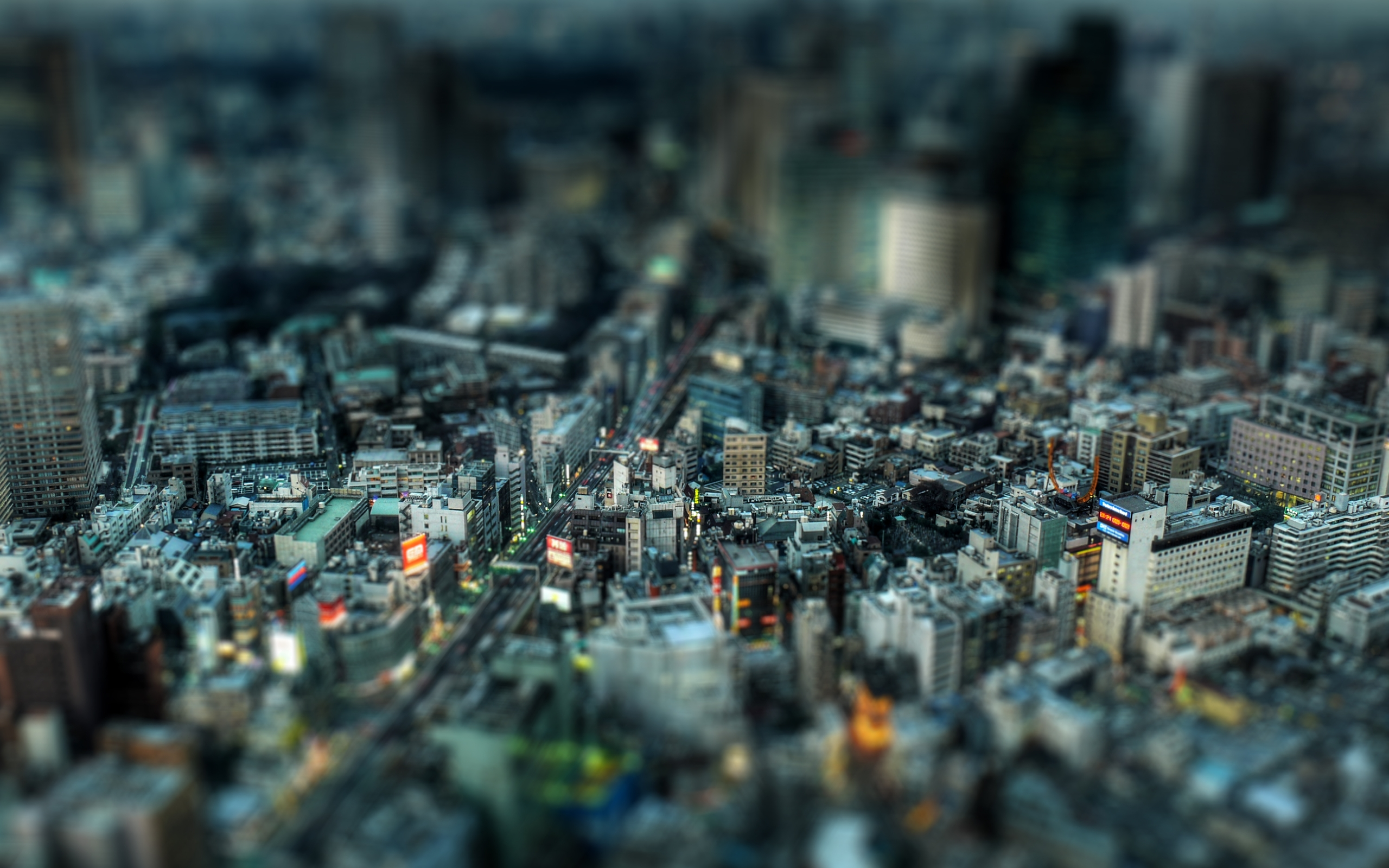 Tilt Shift s wallpapers