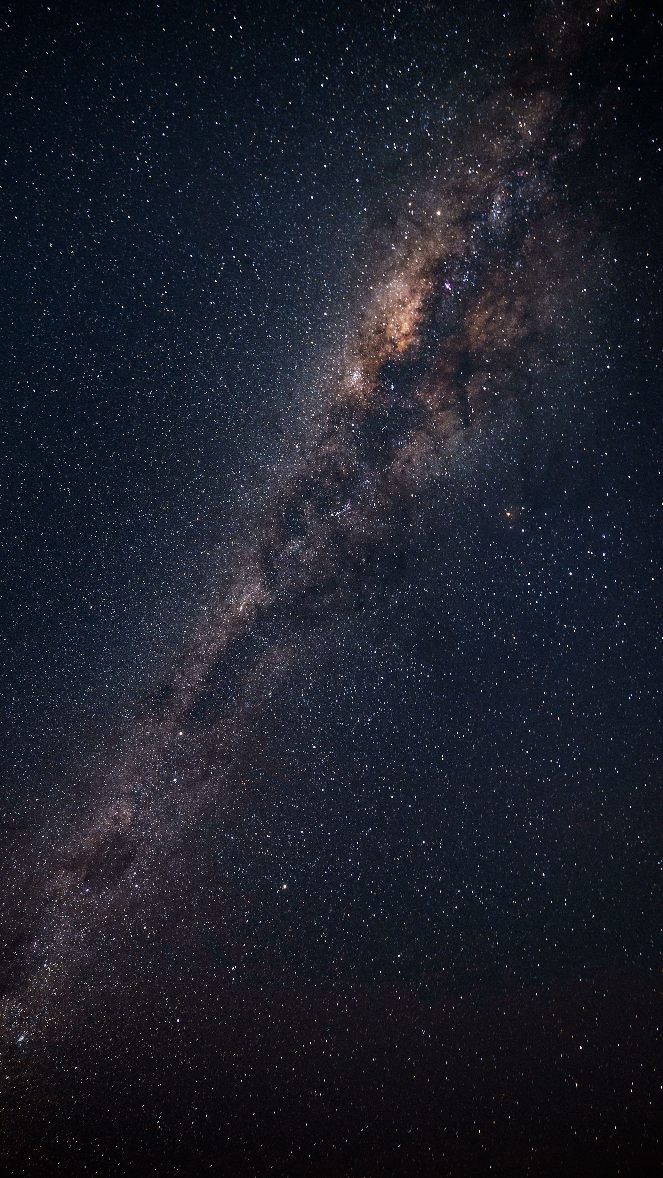 2160x3840 Wallpapers starry sky, milky way, astronomy, galaxy