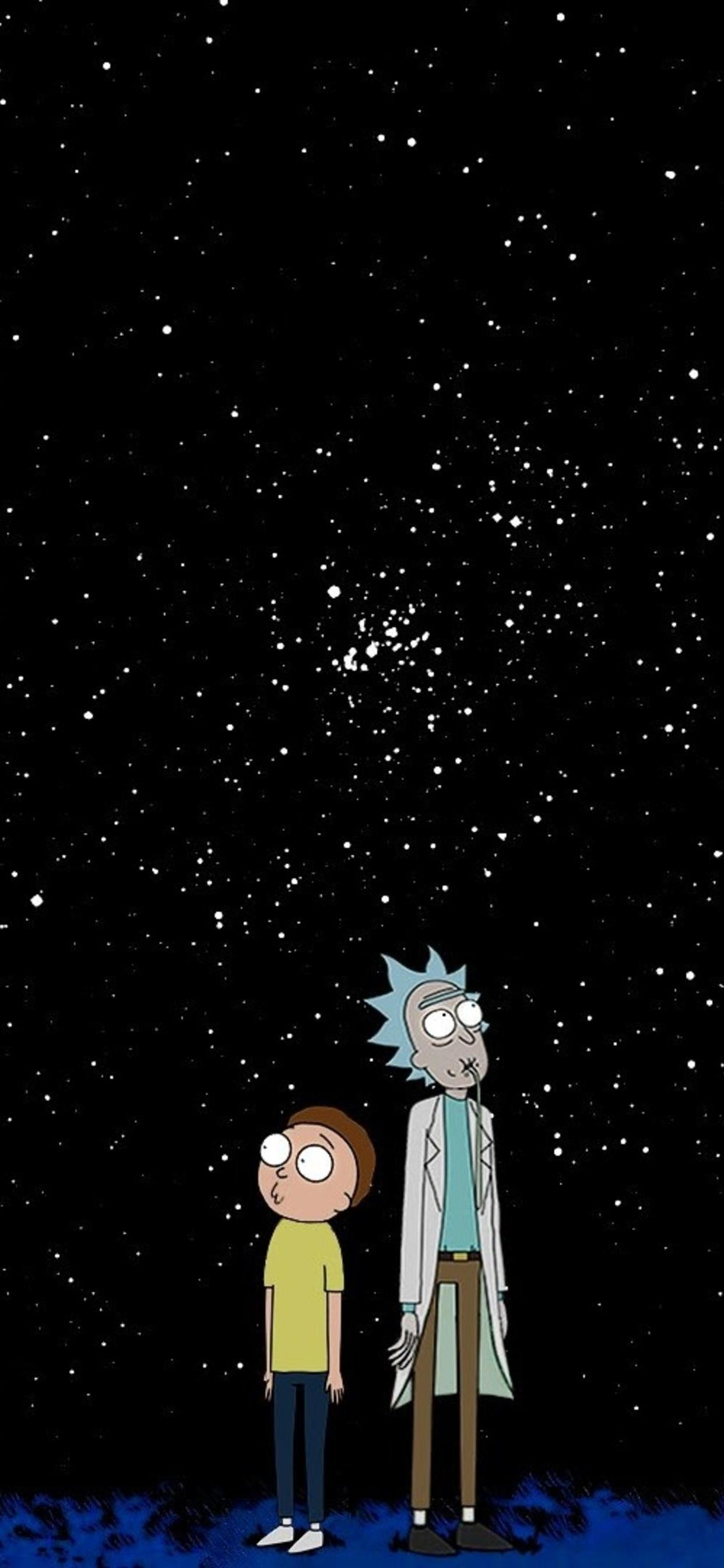 1242x2688 Rick And Morty Hd Iphone XS MAX HD 4k Wallpapers, Image