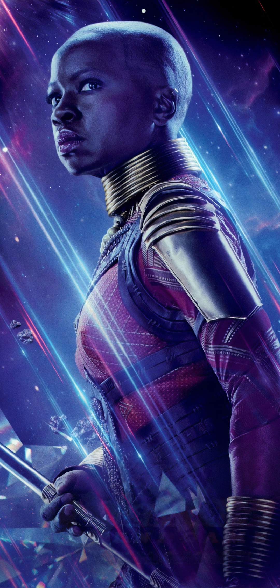 1080x2270 Okoye in Avengers Endgame 1080x2270 Resolution Wallpapers