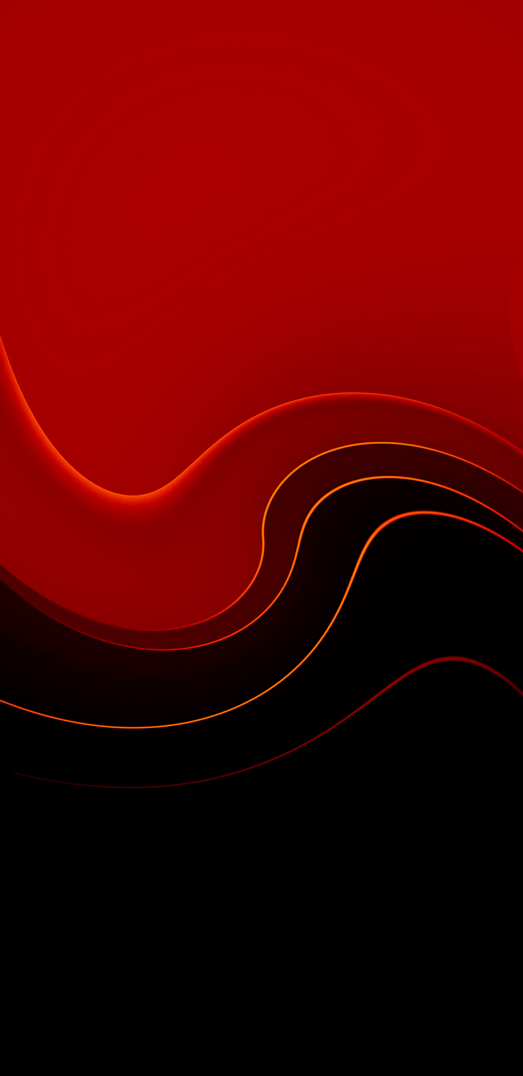 Red and Black [1080x2220] : Amoledbackgrounds