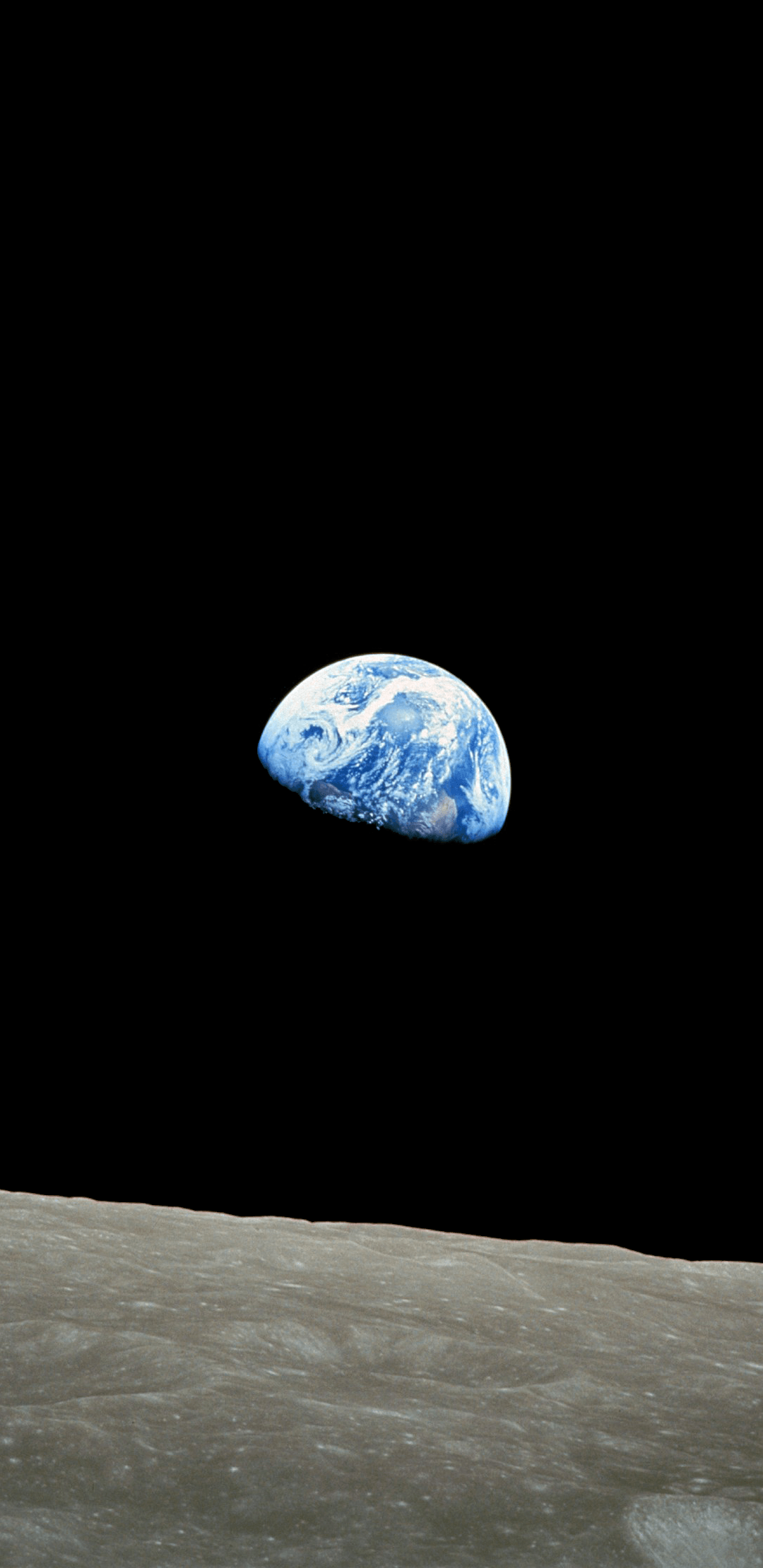 Earthrise for Samsung S8