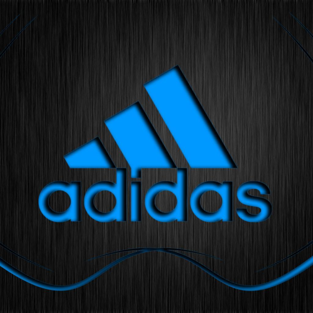 Adidas Logo Wallpapers Hd 1024x1024