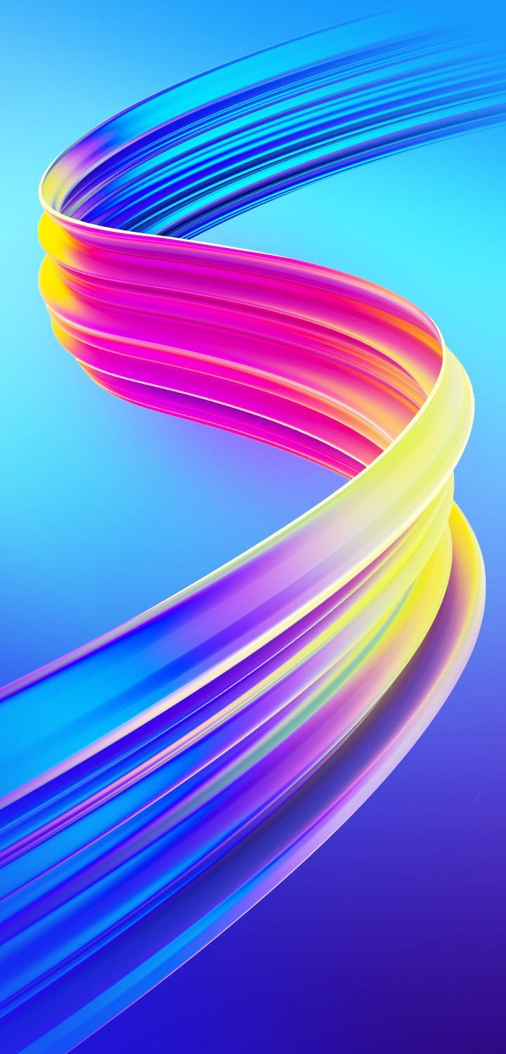 Tecno Spark 3 Stock Wallpapers 04