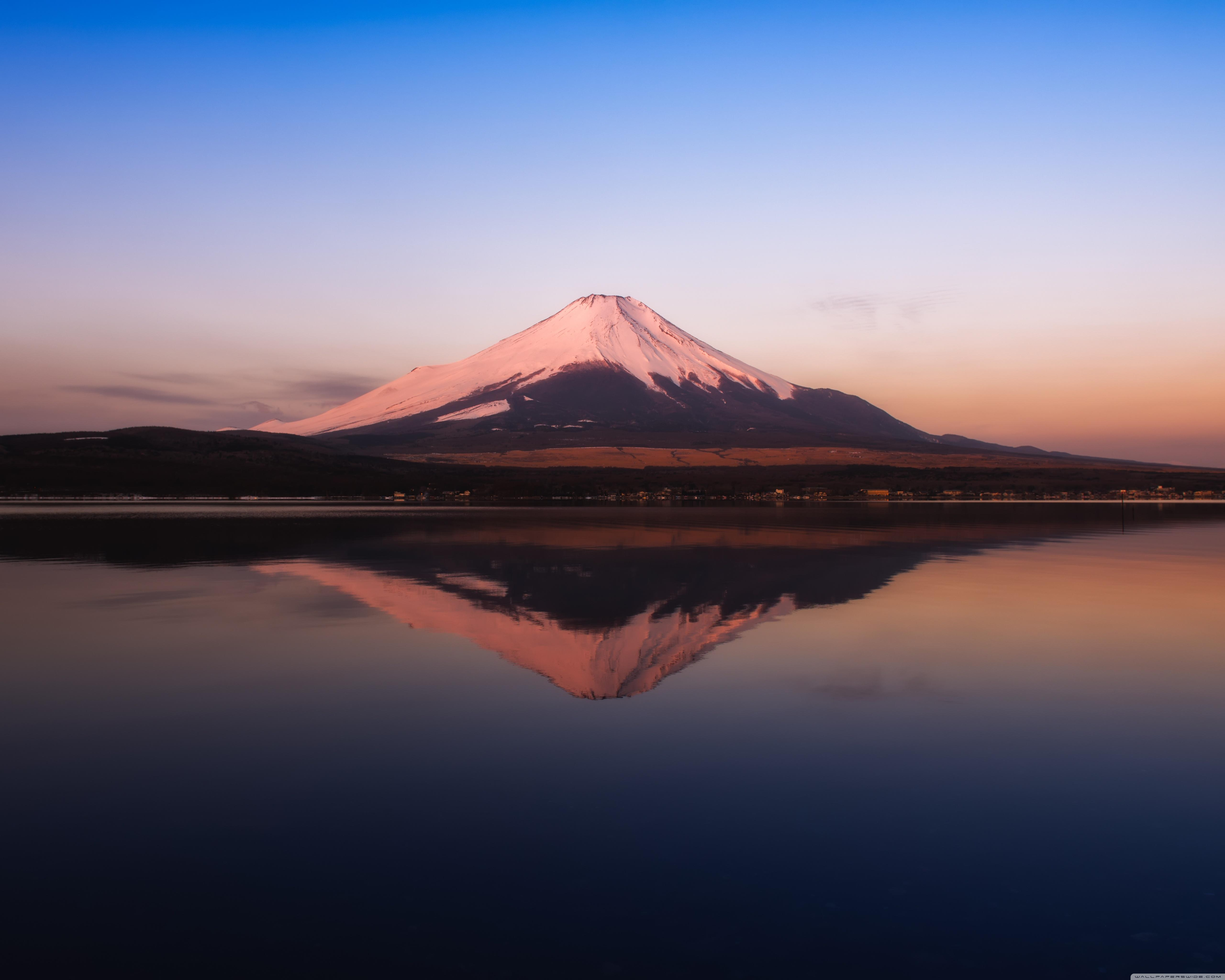 Mount Fuji Landscapes ❤ 4K HD Desktop Wallpapers for 4K Ultra HD TV