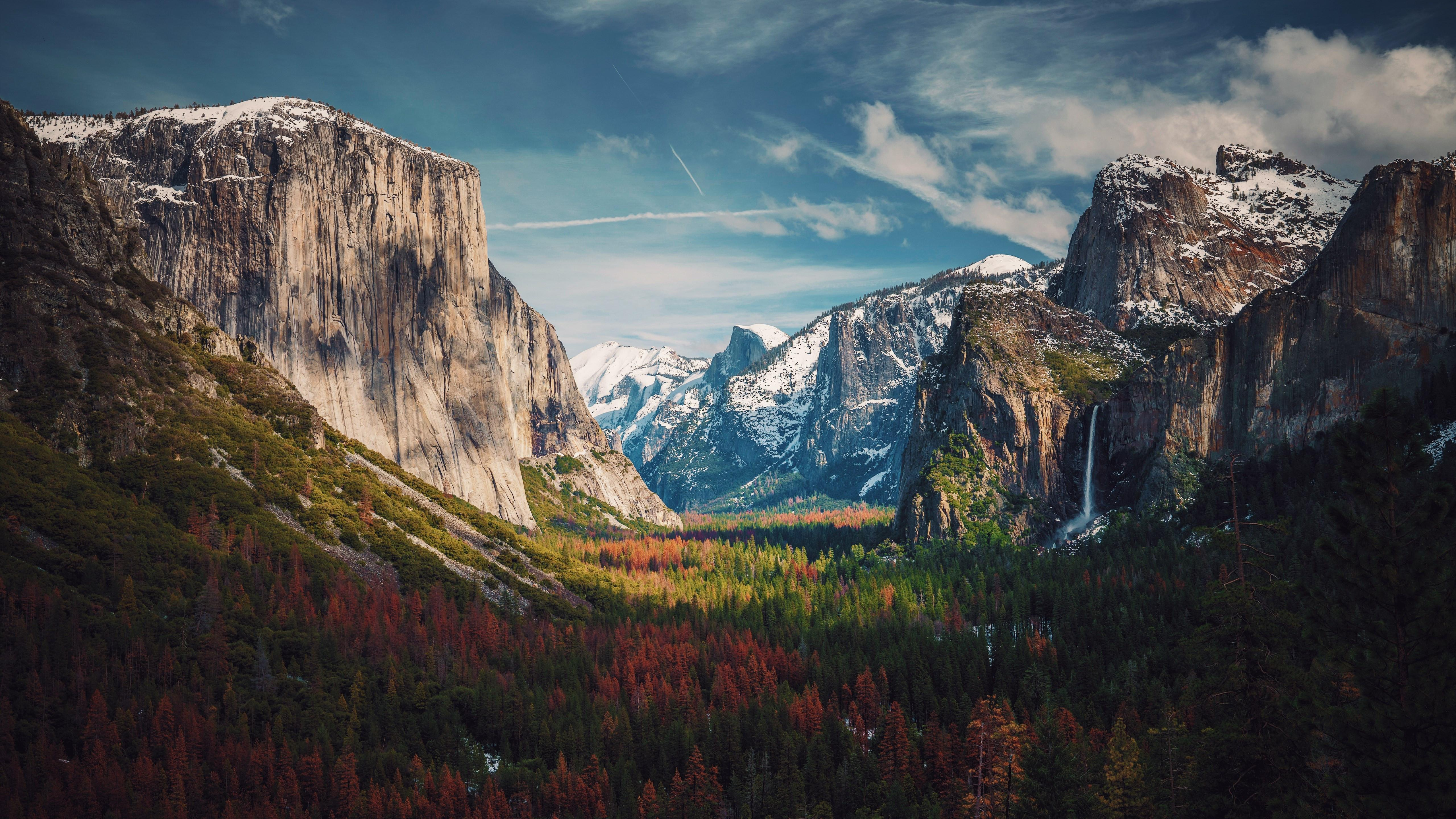 Download wallpaper: Best View from Yosemite 5120x2880