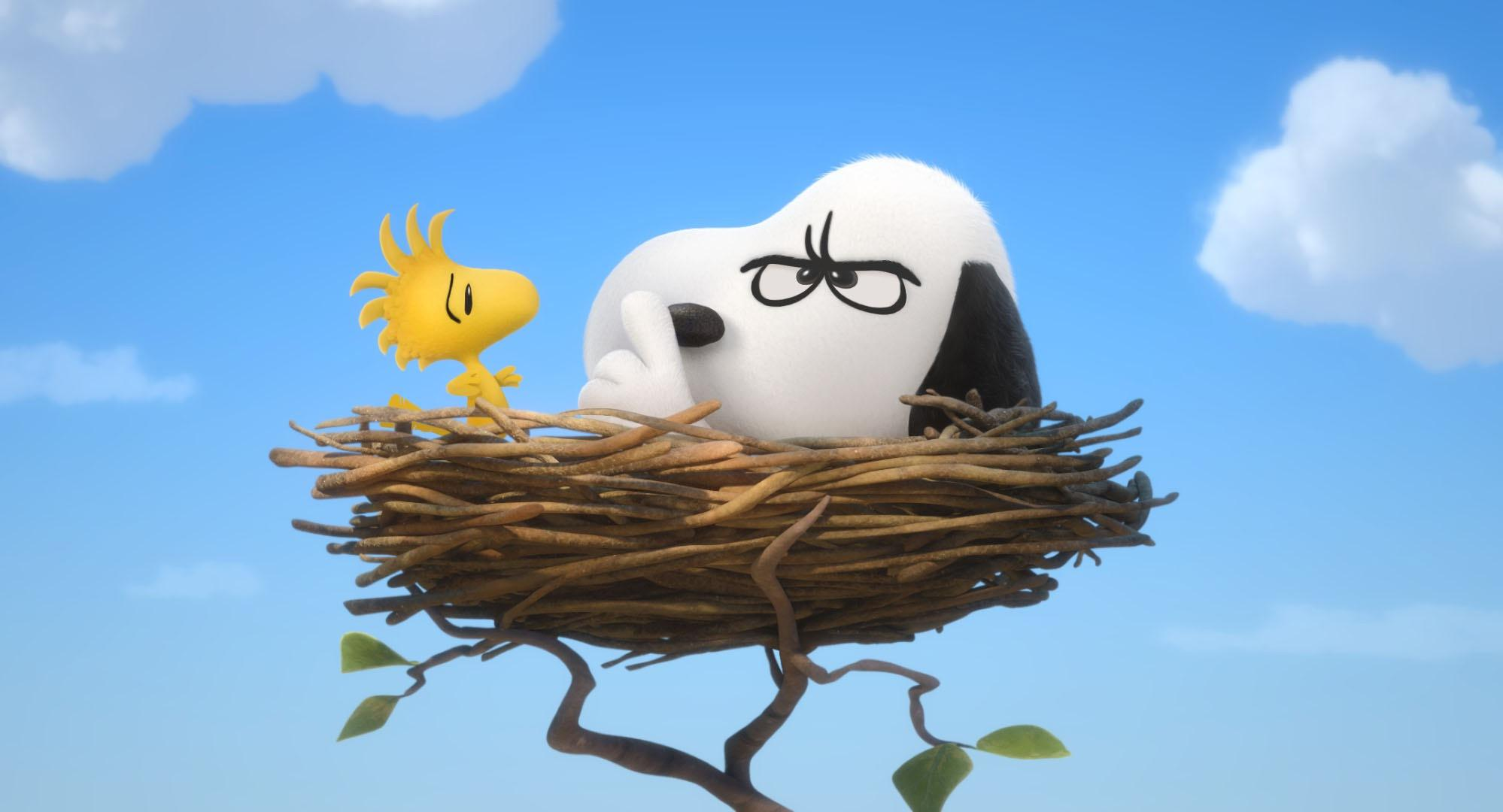 Free The Peanuts Movie Wallpapers