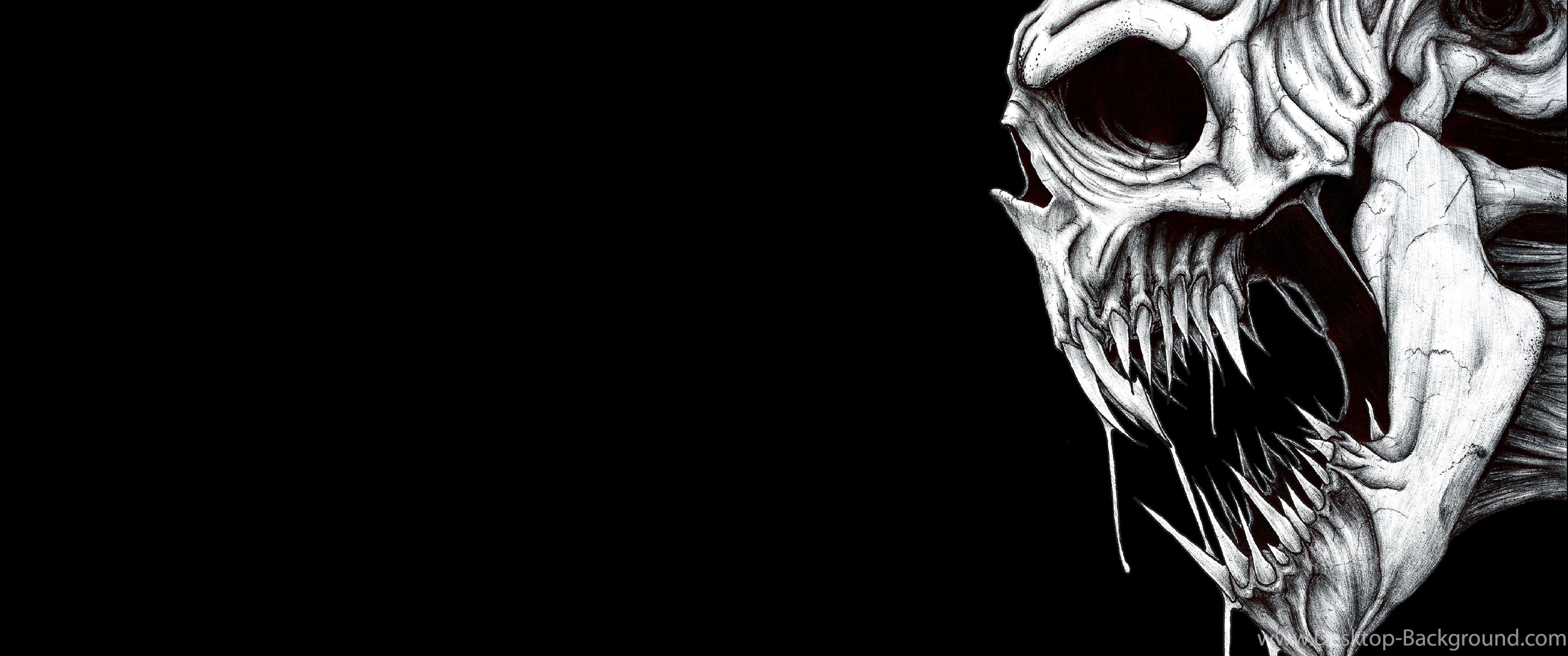 Skull Wallpapers Image 14530 HD Wallpapers Site Desktop Backgrounds