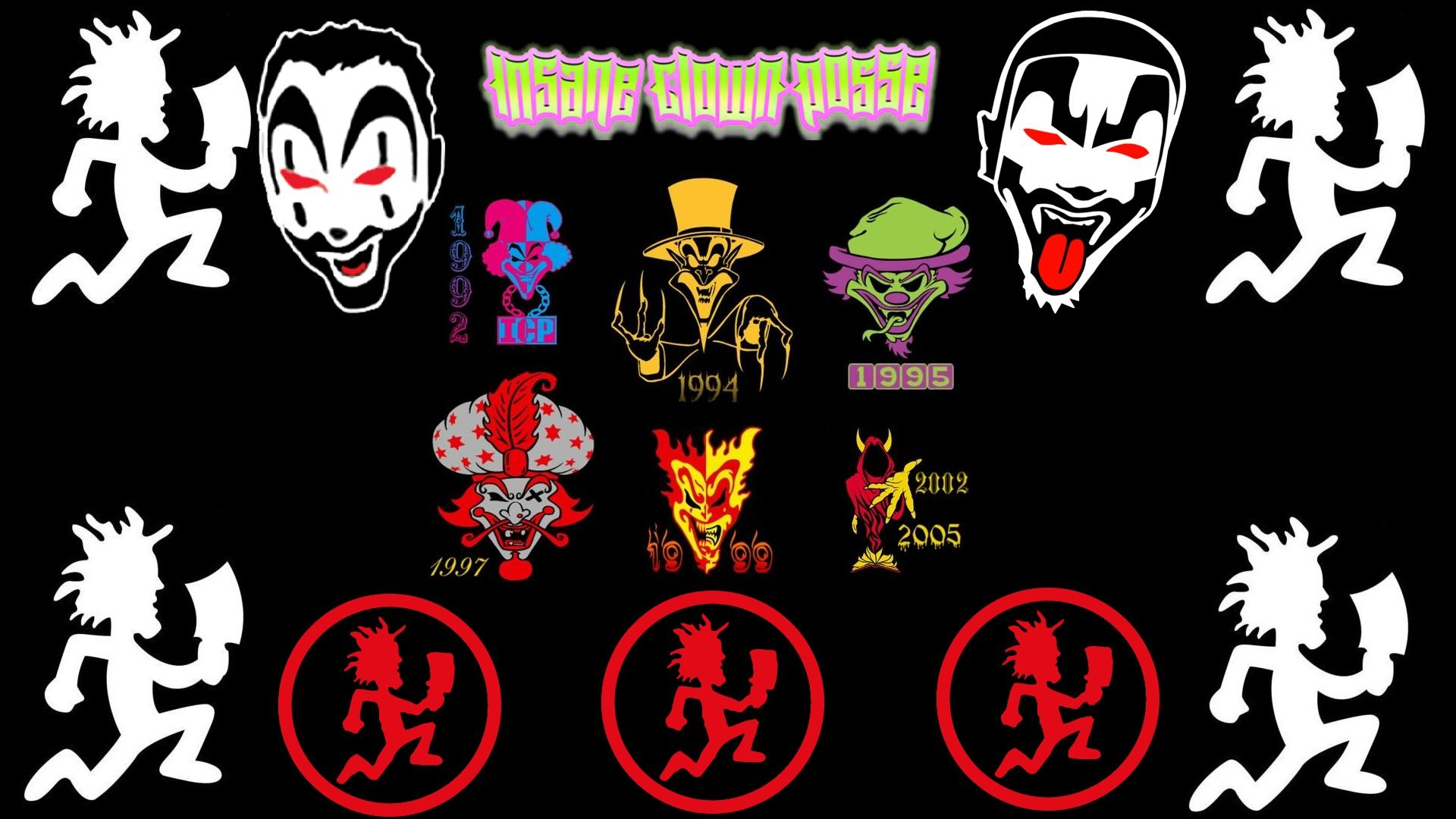 Insane Clown Posse Wallpapers Wallpaper Cave