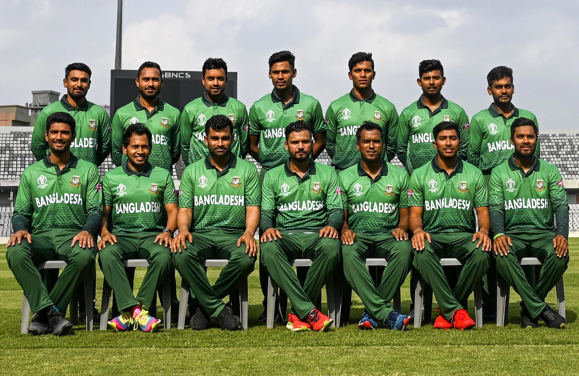 Bangladeshi Cricket Team Zoom Background 4