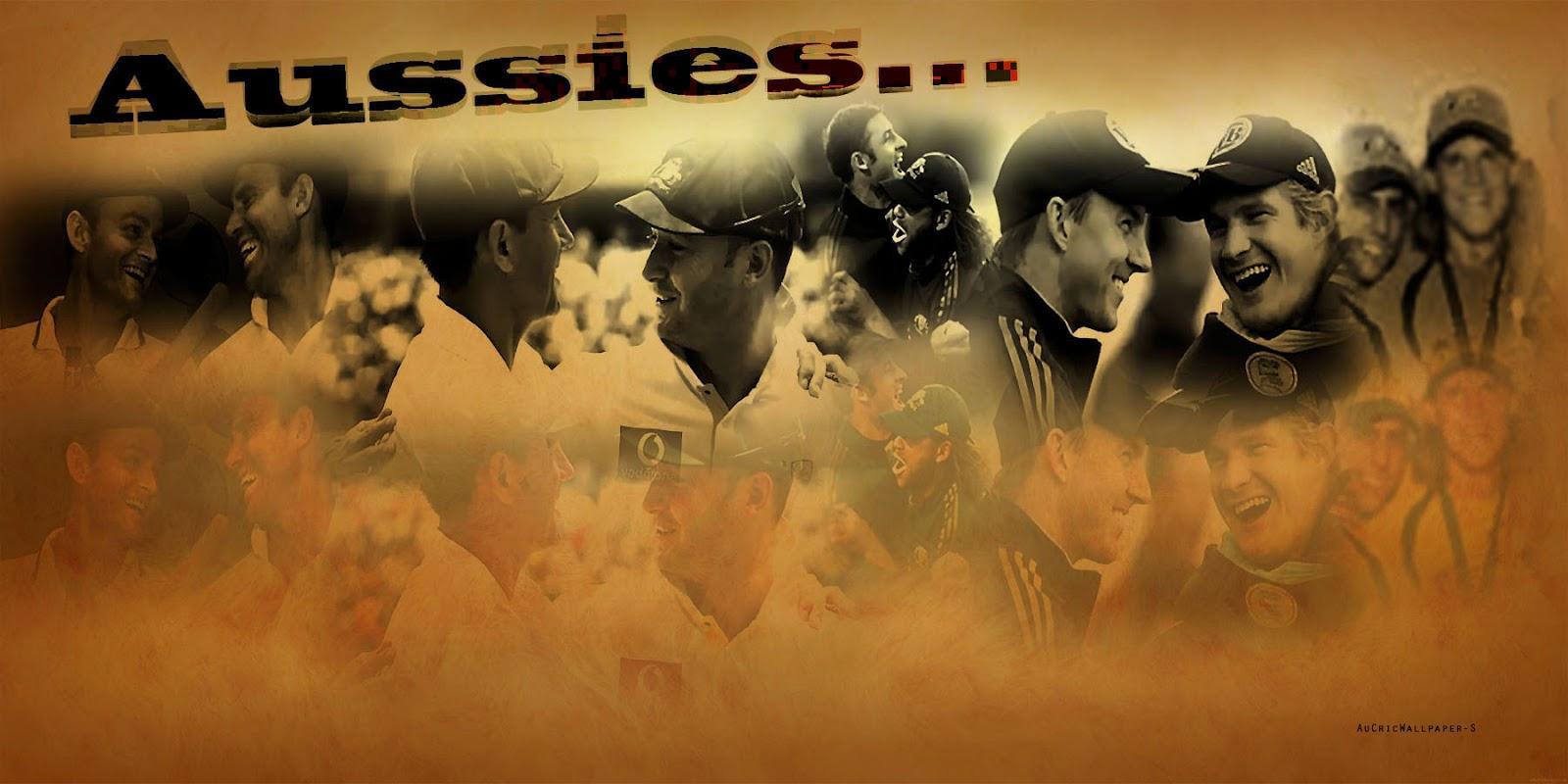 Australian Cricket Team Background 8