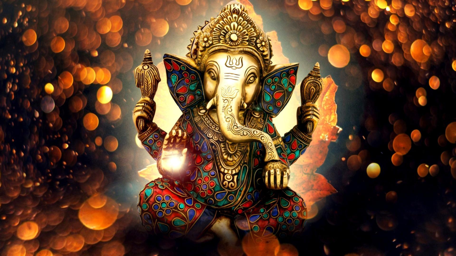 Lord Ganesha 4k Wallpapers Wallpaper Cave
