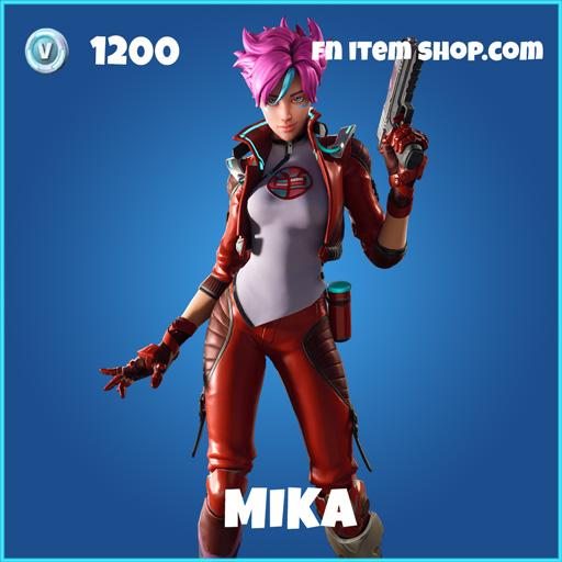 Mika Fortnite wallpapers