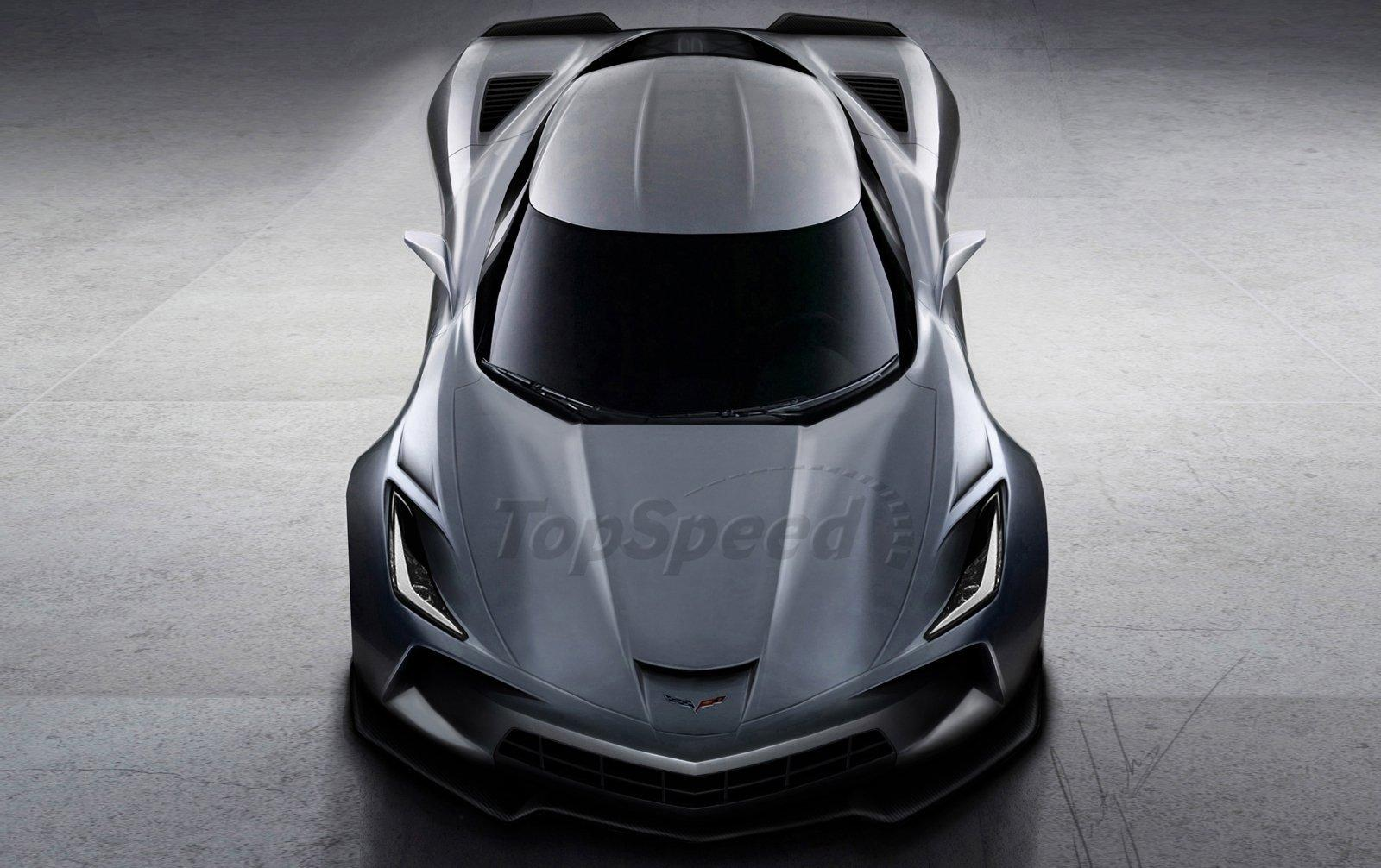 2020 Corvette Wallpapers - Wallpaper Cave