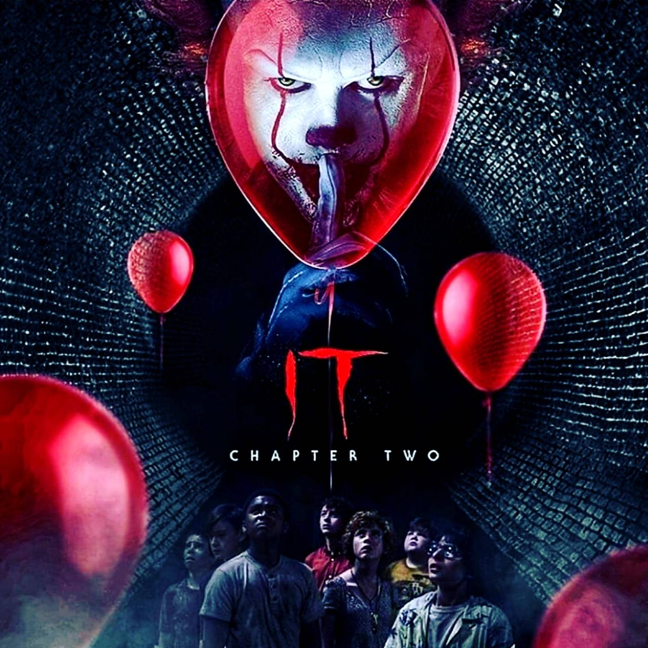 IT chapter 2 Wallpapers by iSCREAMinc