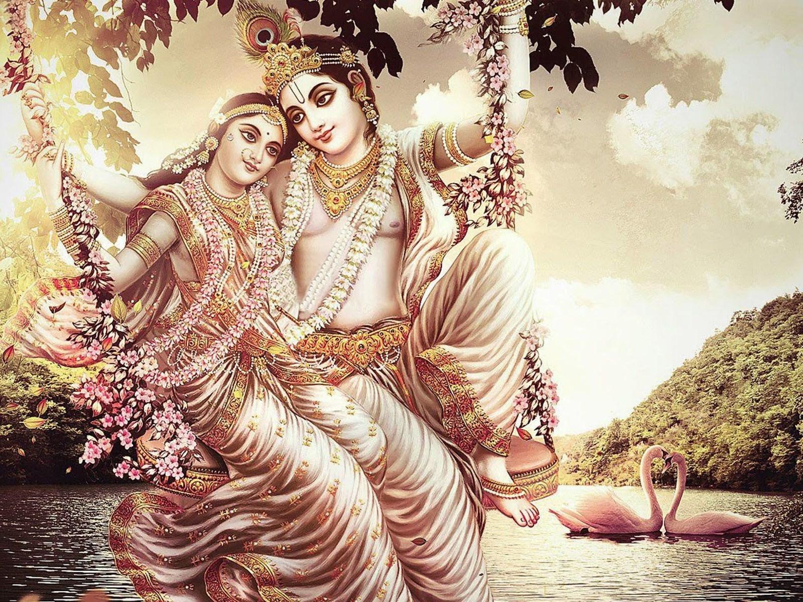 Radha Rani Wallpapers - Wallpaper Cave