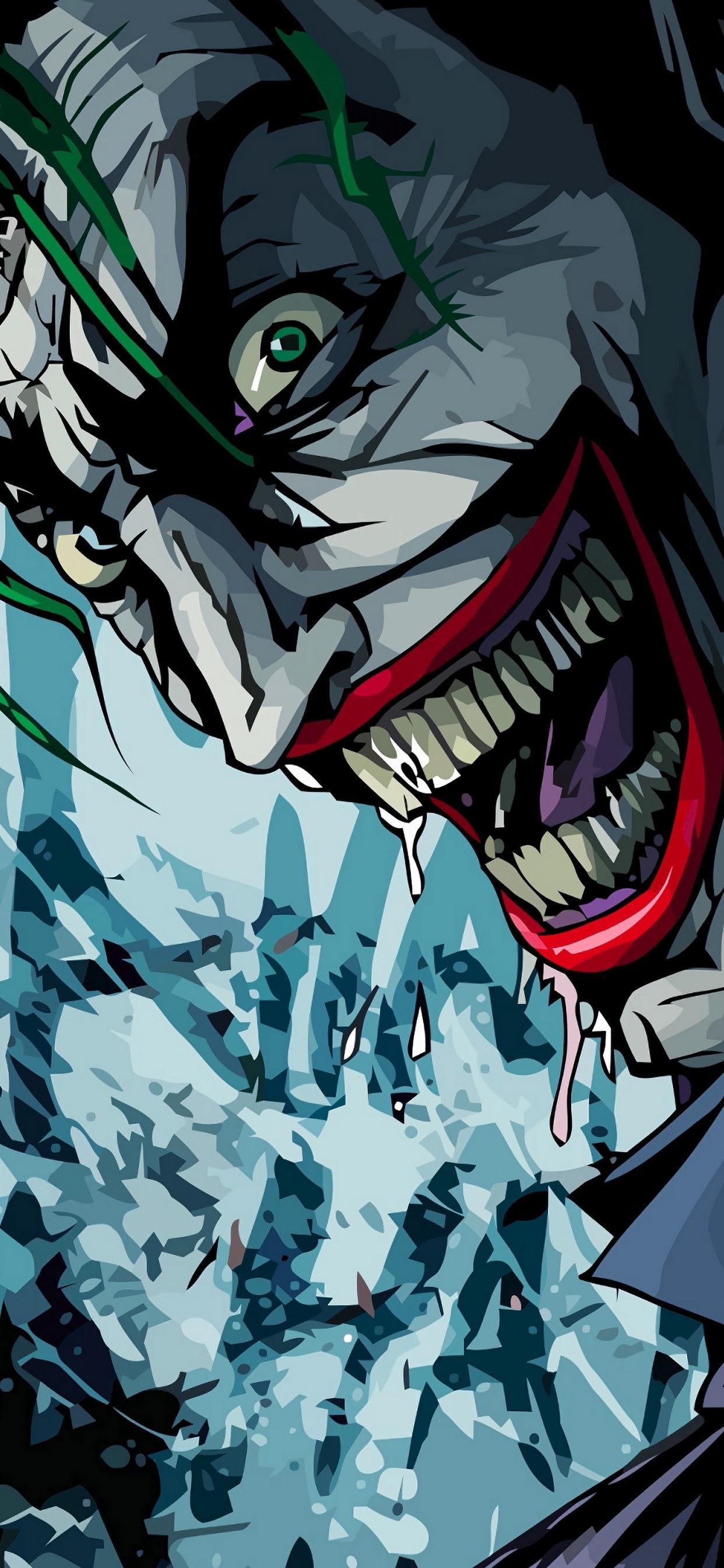 Joker 4k Iphone 11 Wallpapers Wallpaper Cave