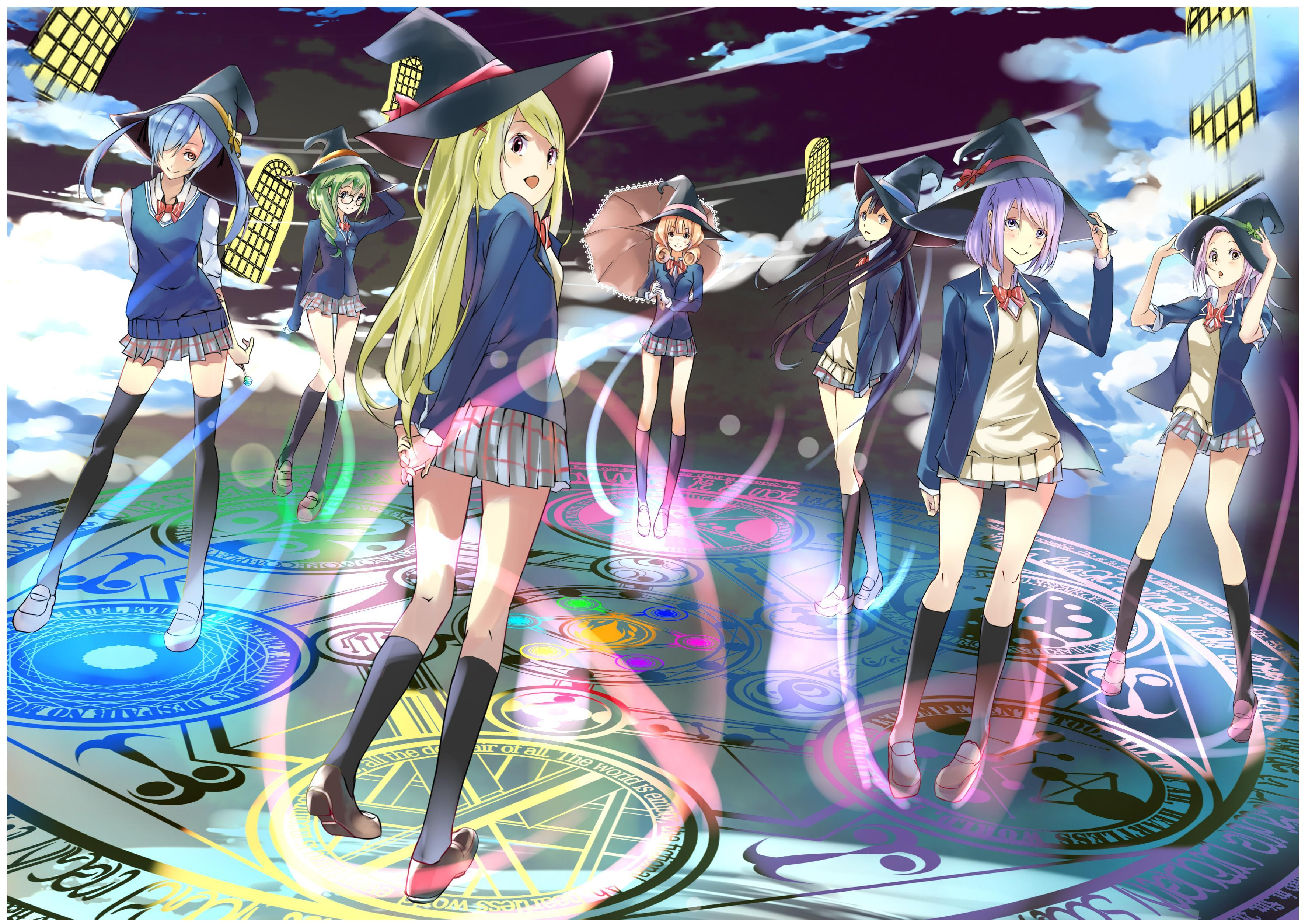 Yamada Kun And The Seven Witches Wallpapers Wallpaper Cave