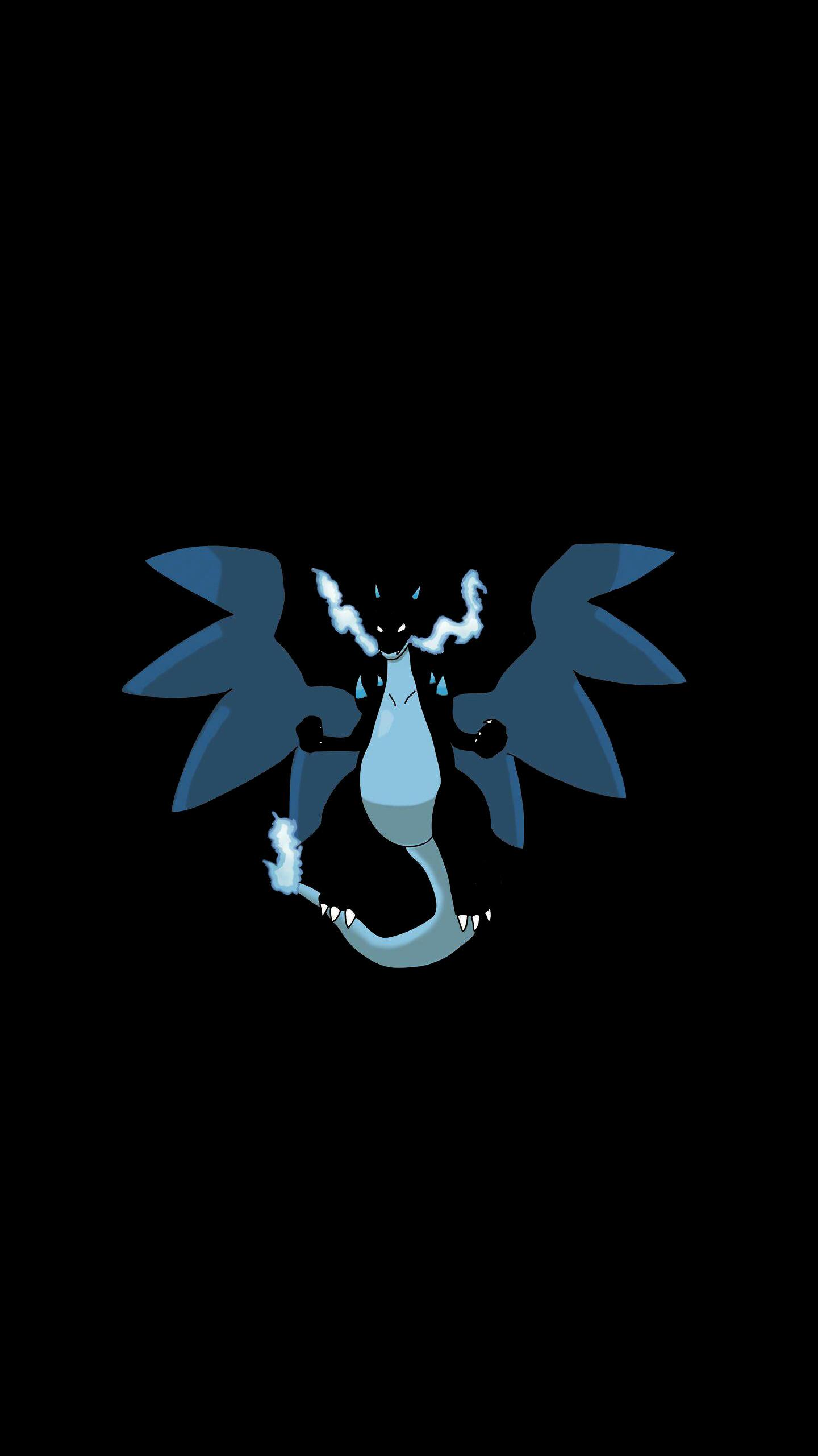 Charizard X Iphone Wallpapers Wallpaper Cave