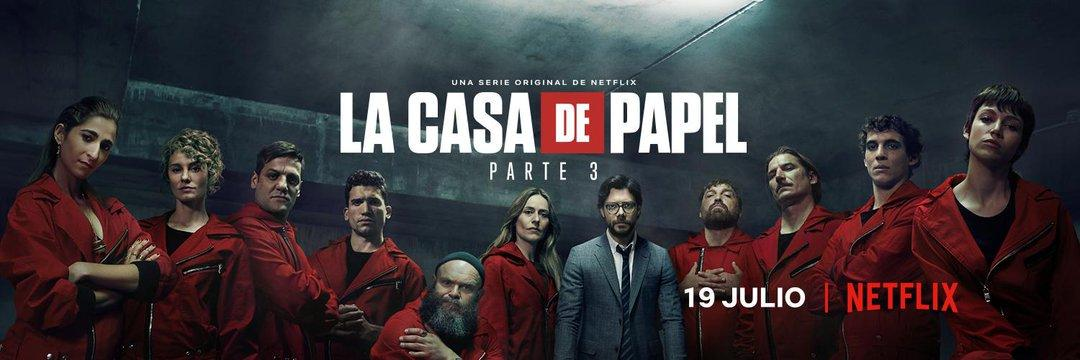 La Casa De Papel Money Heist Season 3 Wallpapers - Wallpaper